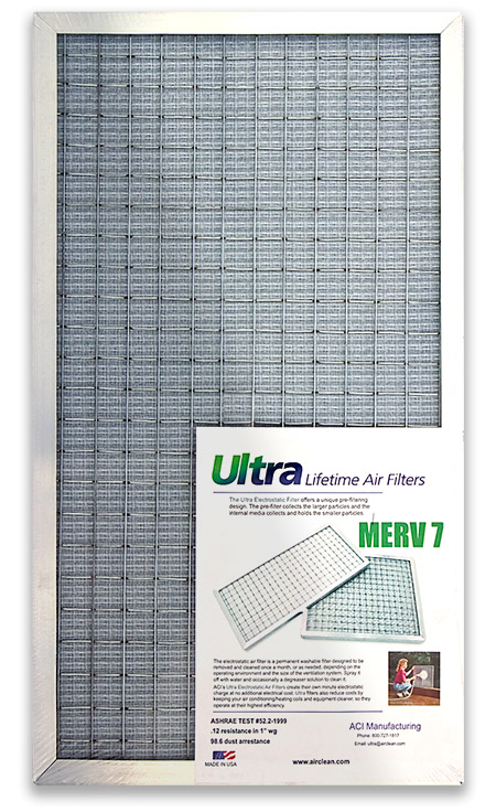 washable air filter manufacturer